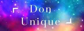 don unique
