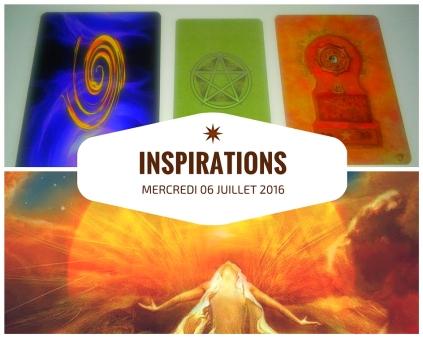 inspirations 06 juillet