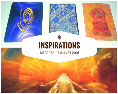inspirations 13 juillet