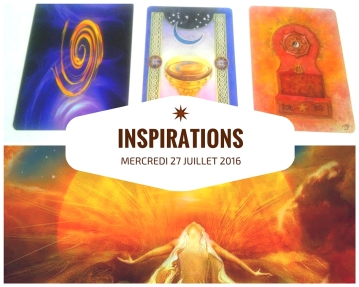inspirations 27 juillet