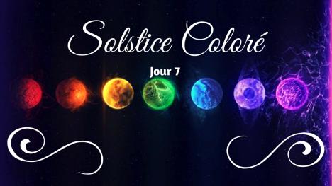 Solstice jour 7